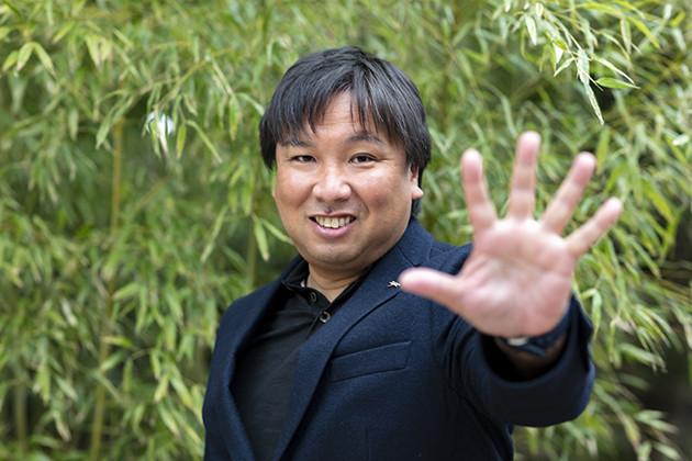 人気YouTuberとなった、元プロ野球選手の里崎智也