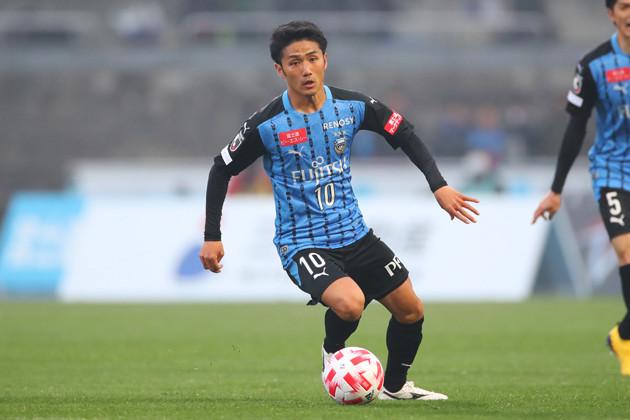 大島僚太 1993年1月23日生まれ、静岡県出身。168cm/64kg。ポジションはMF。名門・静岡学園高校を卒業後、2010年に川崎フロンターレに入団。高卒1年目にしてスタメンを奪取し、17年、18年のJ1リーグ制覇に貢献。16年には日本代表に初選出された