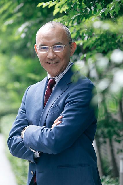 日本代表について語った宮澤ミシェル氏