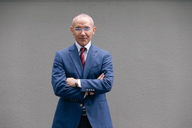 女子サッカーのプロ化について語った宮澤ミシェル氏