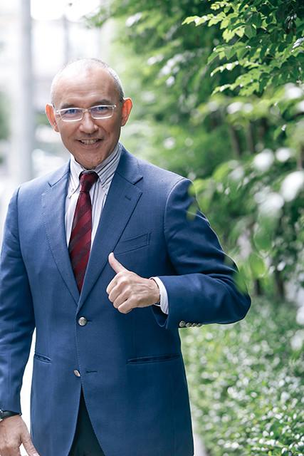 川崎Fについて語った宮澤ミシェル氏