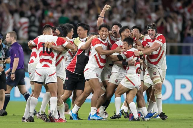2019年の日本大会で初のベスト8進出を果たした日本代表。2年後も歓喜の瞬間を味わうために強化を進めていく